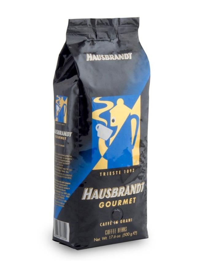 Хаусбрандт Гуpмэ зерно 500 грамм в.у.