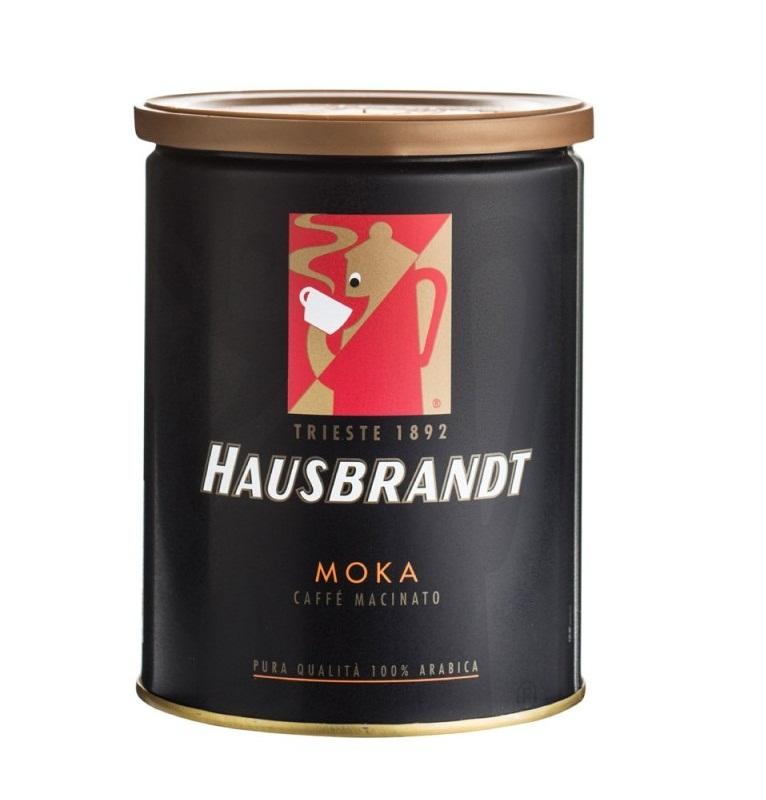 Хаусбрандт Мокка 250 грамм ж.б.