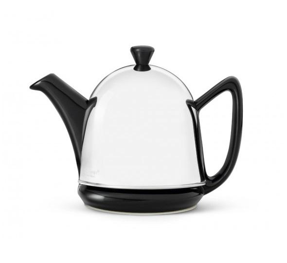 Чайник заварочный Bredemeijer Cosy Manto 0,6 л., черный