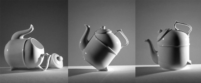 Чайник Ronnefeldt Tilting
