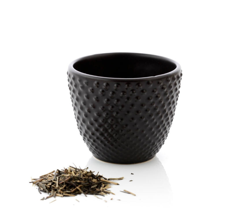 Чашка чайная Bredemeijer Lotus с точечным орнаментом