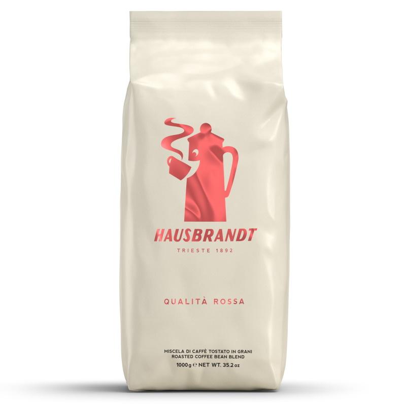 Кофе-в-зернах-Hausbrandt-Qualita Rossa-1000g