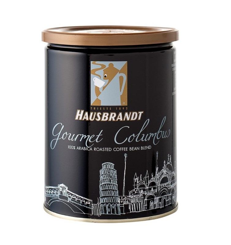 Хаусбрандт Колумбия зерно 250 грамм ж.б.