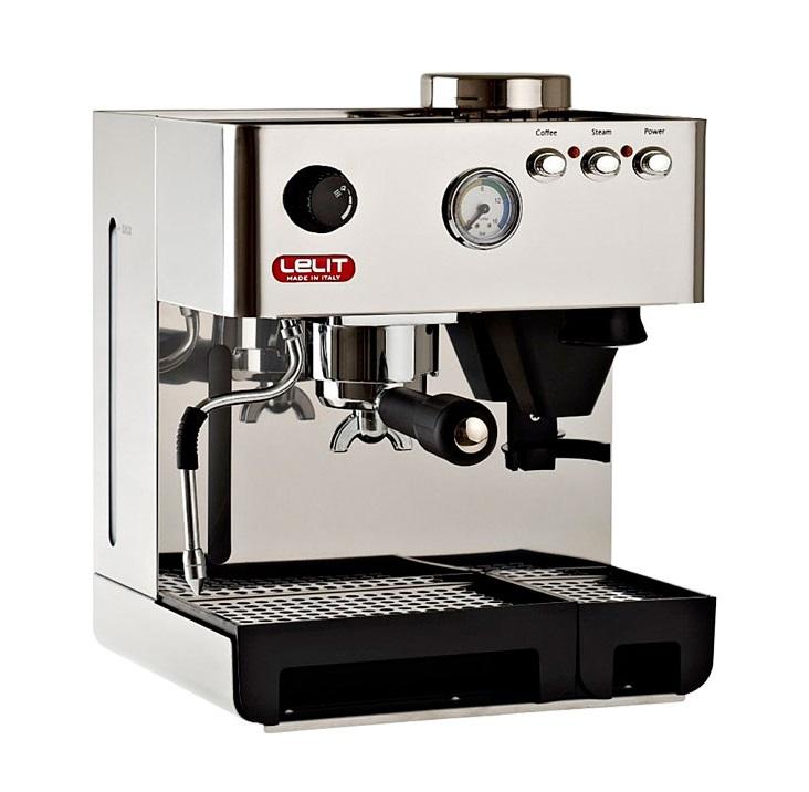 Кофемашина для дома и офиса LELIT Anita PL042ЕМ