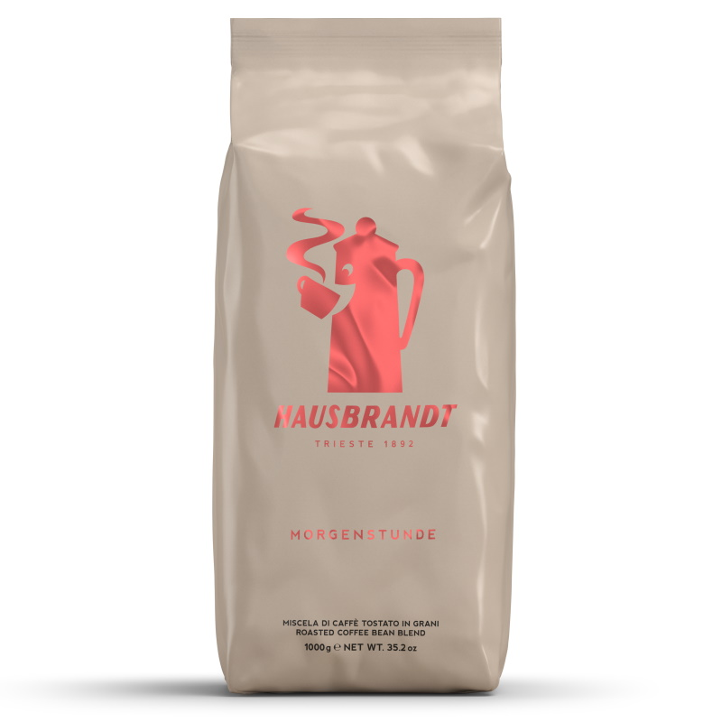 Кофе-в-зернах-Hausbrandt-Morgenstunde-1000g