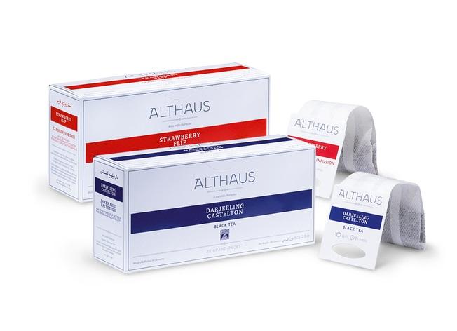 Чай Althaus пакетированный для чайника