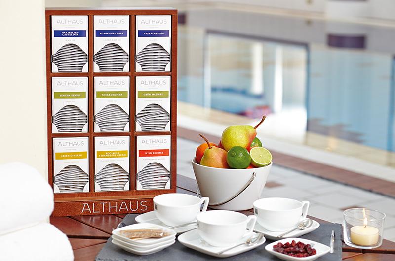 Чай Althaus пакетированный для чашки