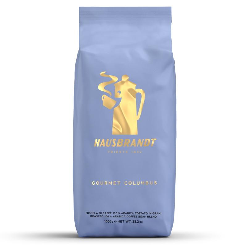 Кофе-в-зернах-Hausbrandt-Gourmet-Columbus-1000g