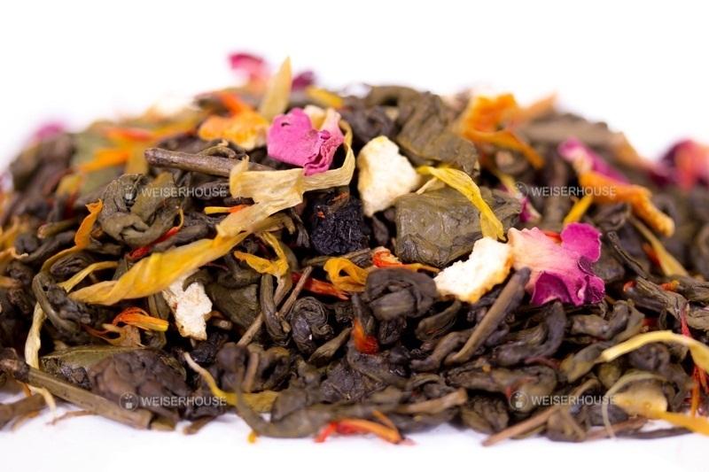Зеленый чай Grunberg Девять Драконов
