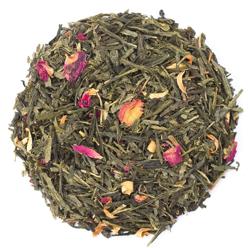 Зеленый чай Ronnefeldt Капли Росы