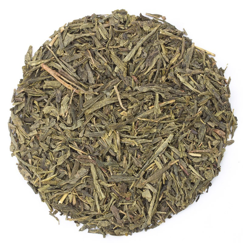 Зеленый чай Ronnefeldt Сенча