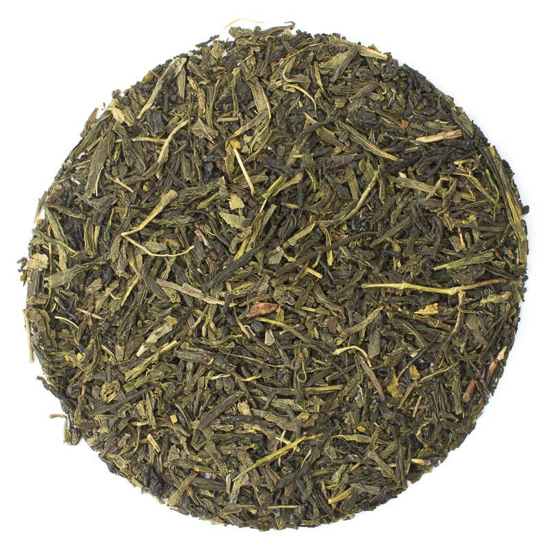 Зеленый чай Ronnefeldt Фэнси Сенча