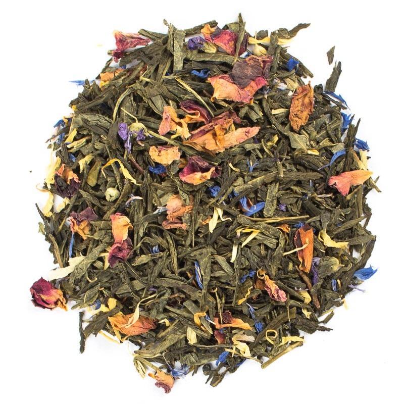 Зеленый чай Ronnefeldt Цветок Лотоса