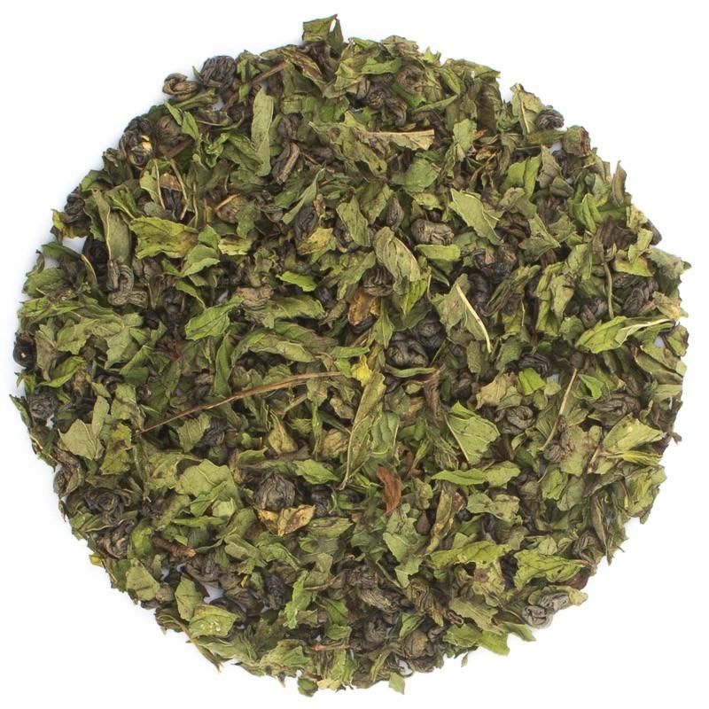 Чай зеленый Ronnefeldt Зеленый Оазис