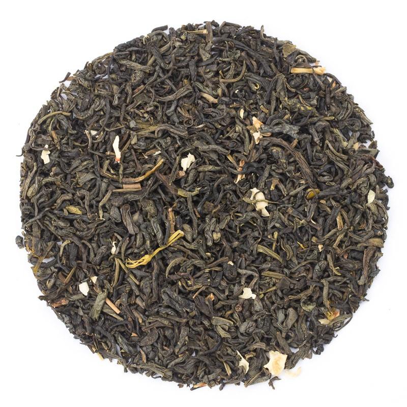 Чай зеленый Ronnefeldt Лепестки жасмина