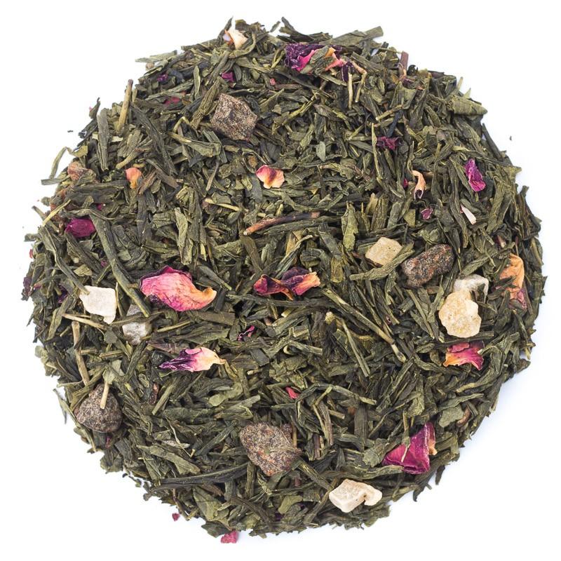 Чай зеленый Ronnefeldt Цветок Персика