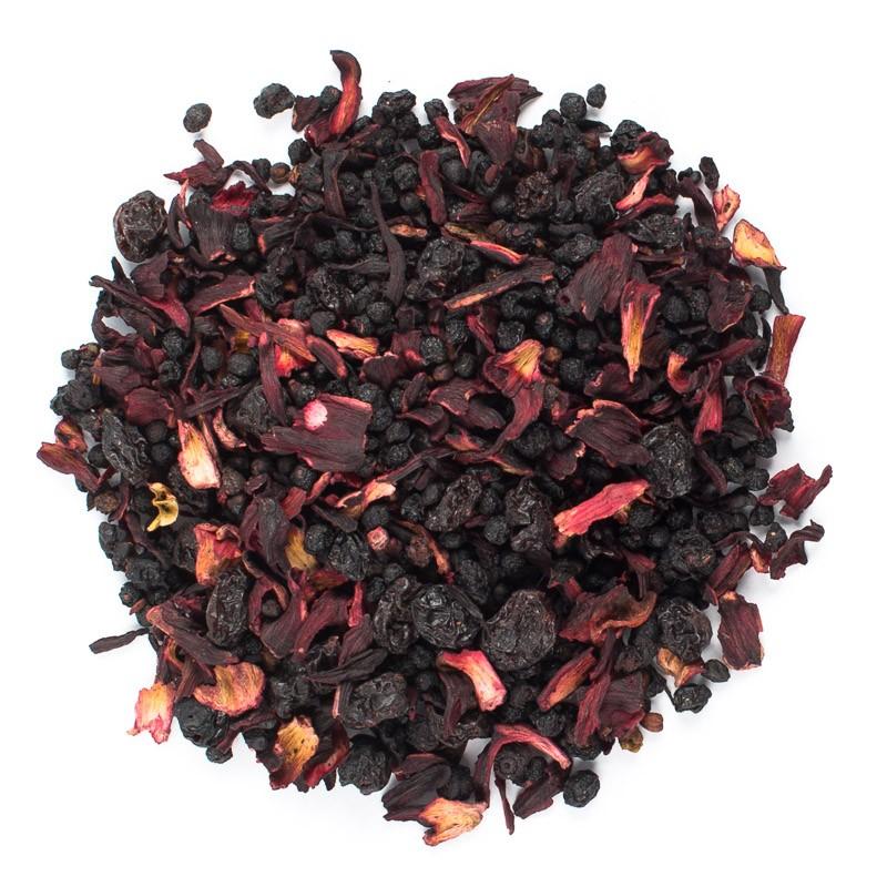 Чай фруктовый Ronnefeldt Варенье из Холстайна