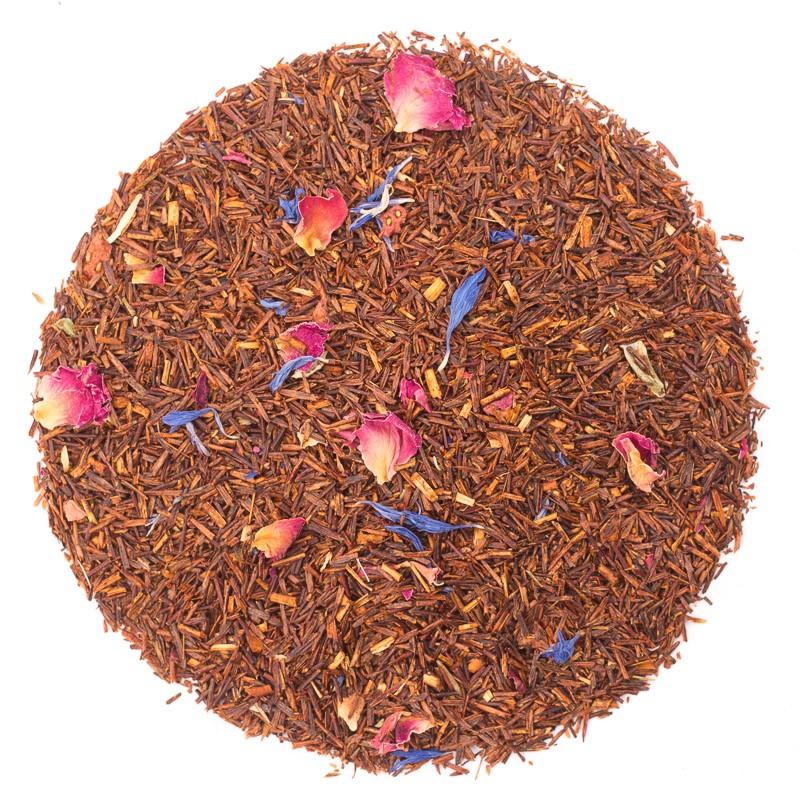 Чай экзотический Ronnefeldt Африканский ройбош со сливками