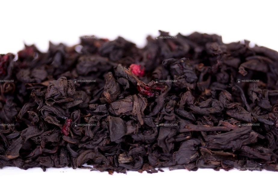 Черный чай Grunberg Вишня 250 г.