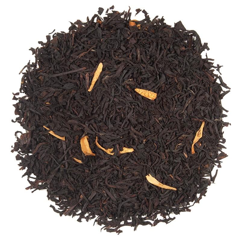 Черный чай Ronnefeldt Бурбон Ваниль