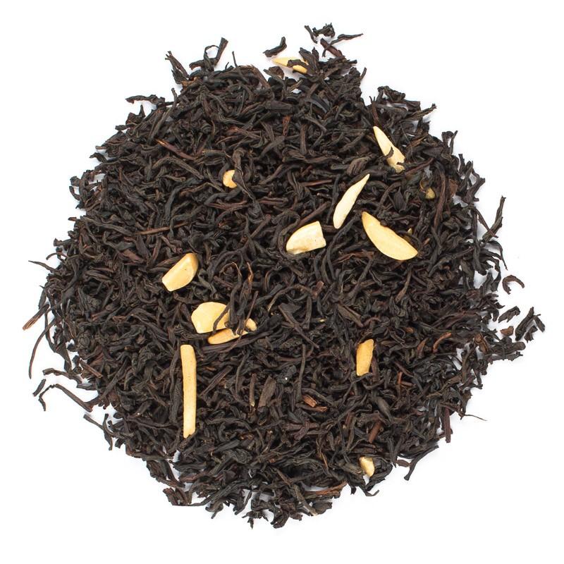 Черный чай Ronnefeldt Марципан