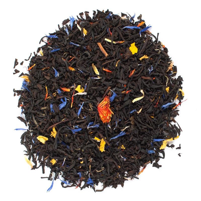 Черный чай Ronnefeldt Солнечная Леди