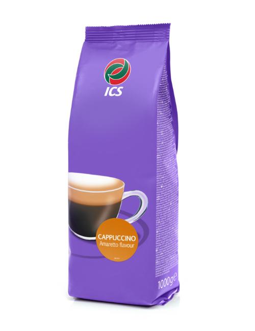 Кофейный напиток ICS Капучино амаретто