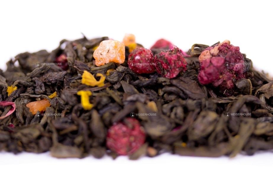 Чай зеленый Grunberg Запретный плод