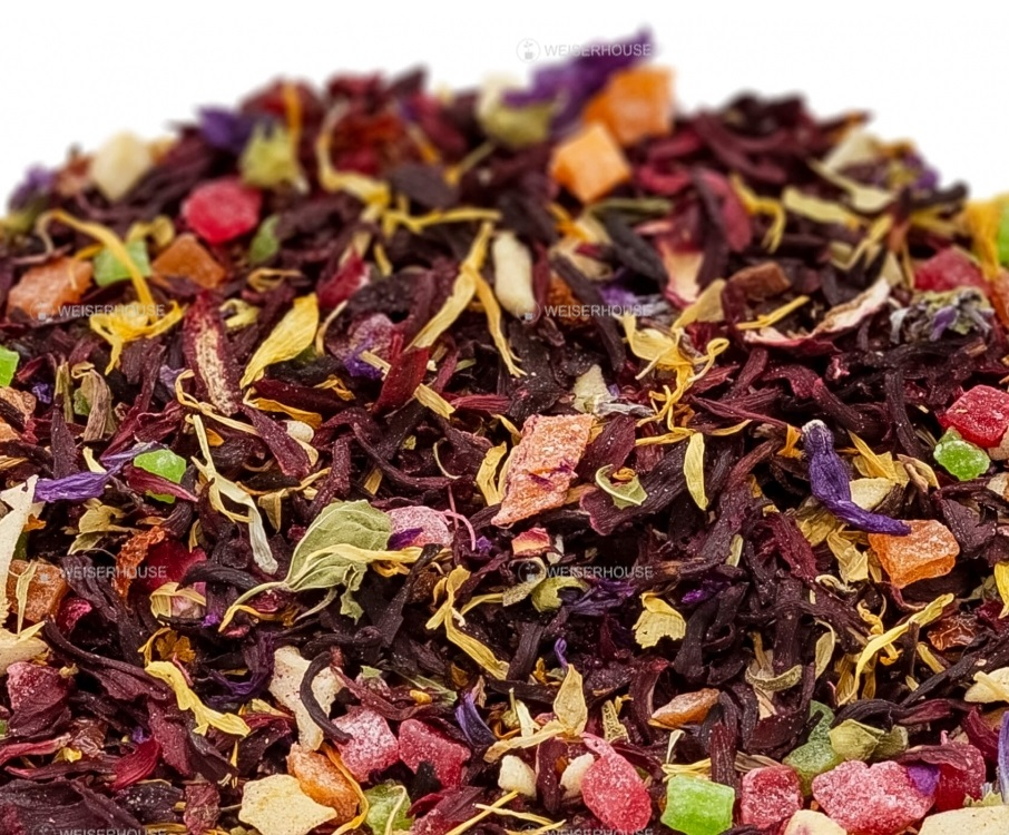 Чай Grunberg «Фруктовый коктейль» (фруктовый чай), упаковка 250 гр