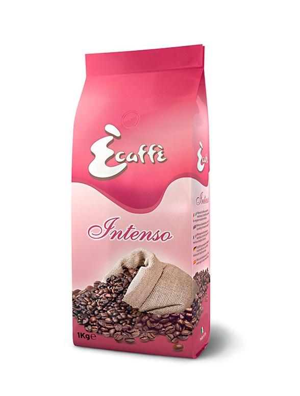 Кофе в зернах Ecaffe Intenso 1,0 кг.