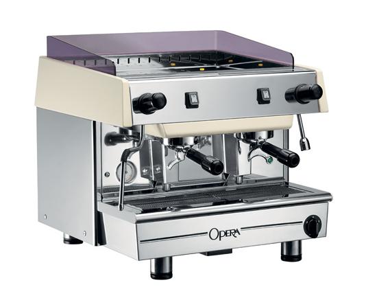 Профессиональная рожковая кофемашина BFC OPERA 2GR
