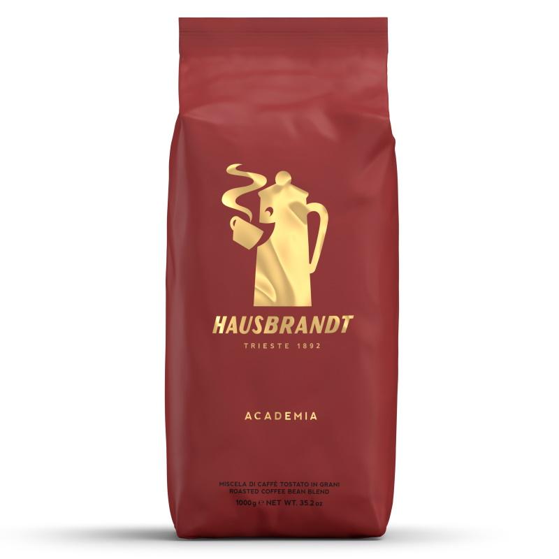 Кофе-в-зернах-Hausbrandt-Academia-1000g