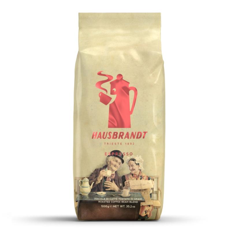 Кофе-в-зернах-Hausbrandt-Espresso-1000g