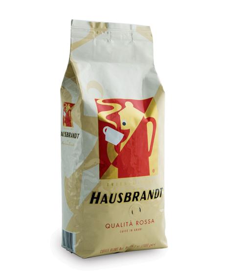 Кофе в зернах Hausbrandt Rossa 1,0 кг
