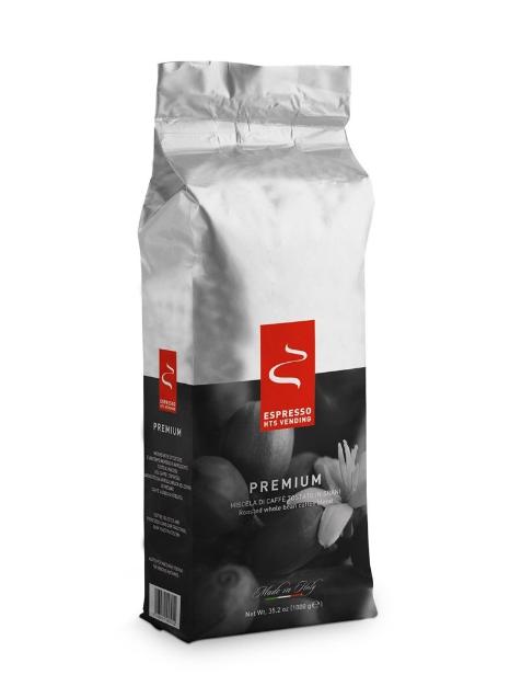Кофе в зернах Vending Premium (Вендинг Премиум) Hausbrandt, 1 кг.