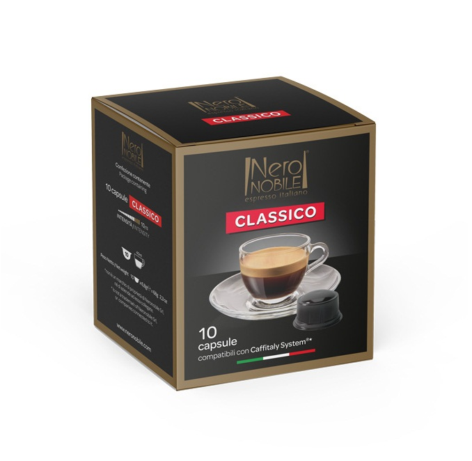 Кофе в капсулах NeroNobile Classico
