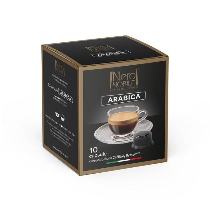 Кофе в капсулах Neronobile Arabica
