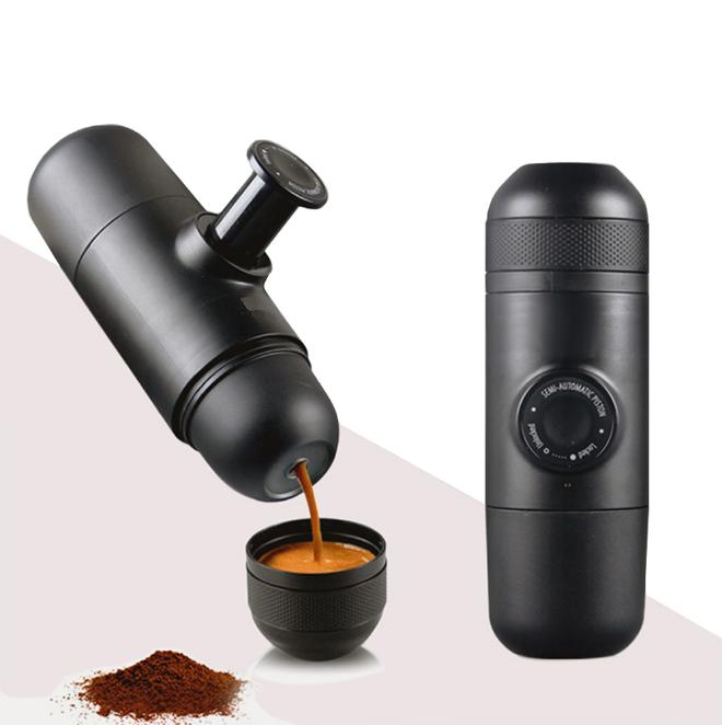 Эспрессо-кофеварка ручная