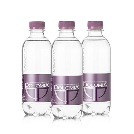 Минеральная вода Dolomia Elegant без газа, пэт, 0.33л