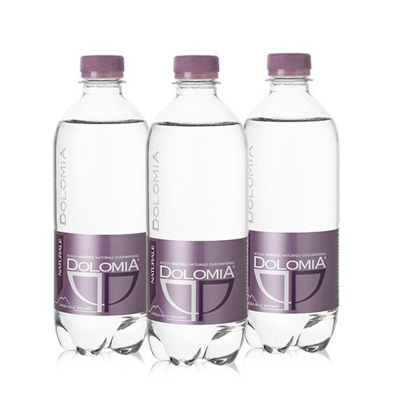 Минеральная вода Dolomia Elegant, пэт, 0.5л, без газа