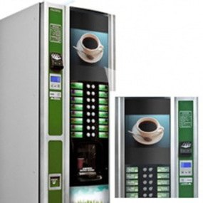 Монитор для торгового автомата Unicum Rosso