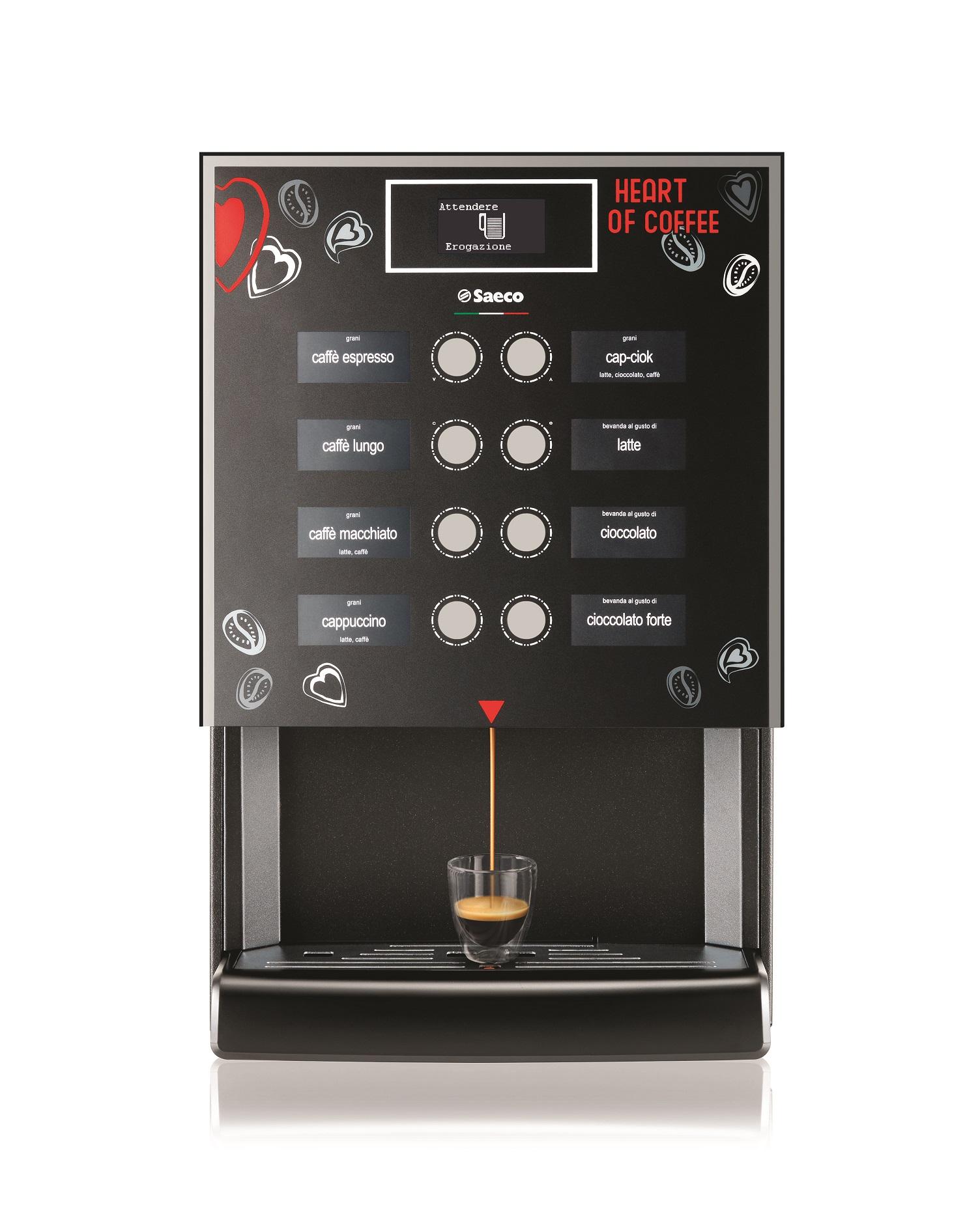 Настольный кофейный автомат Saeco IperAutomatica