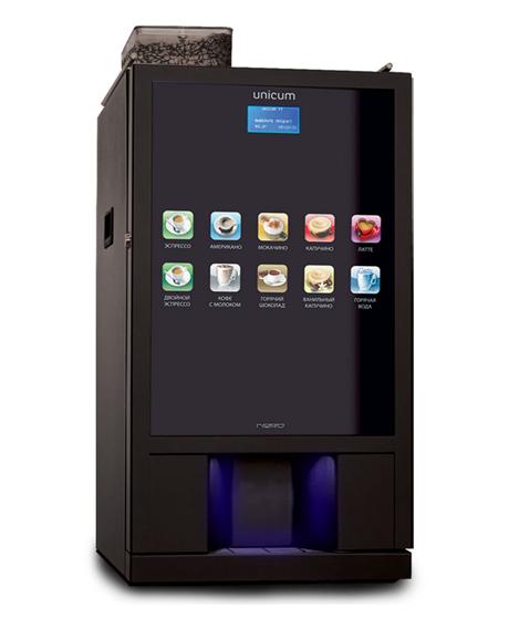 Торговый автомат профессиональный Unicum Nero Espresso