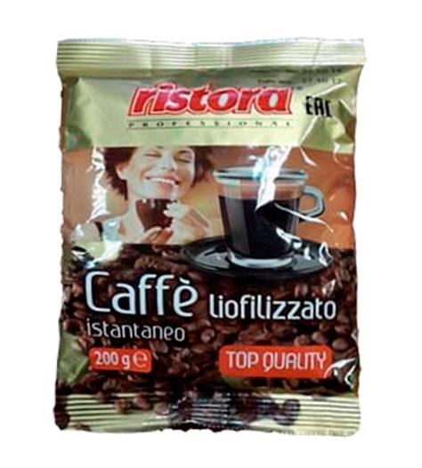 Кофе сублимированный Ristora 0,2 кг