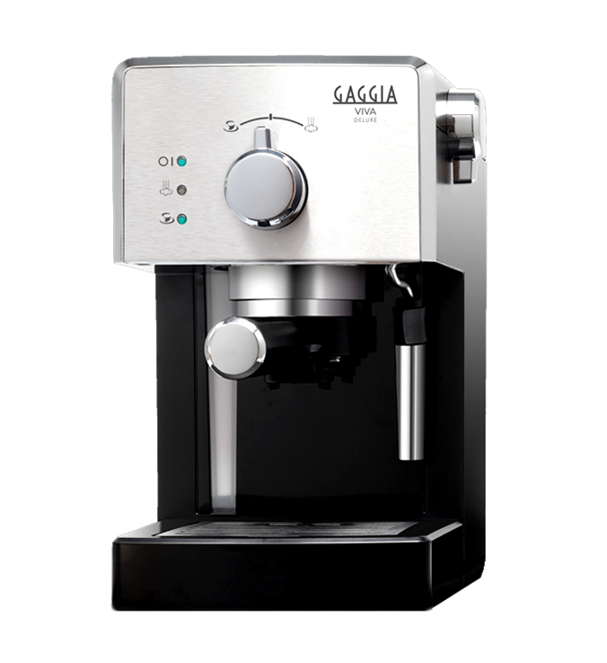 Кофемашина Gaggia, модель VIVA Deluxe