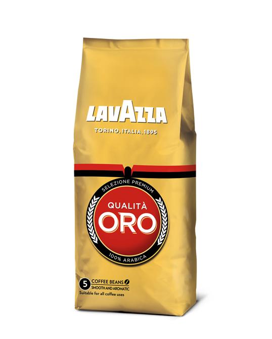 Кофе в зернах Lavazza Qualita Oro 0,25 кг