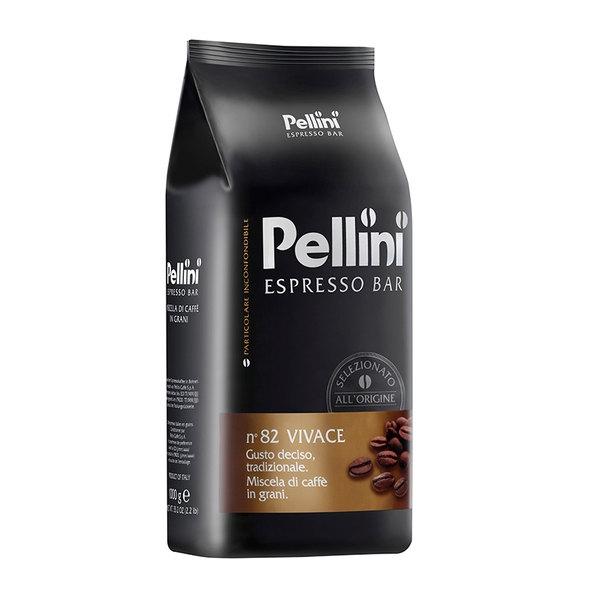 Кофе в зернах Pellini № 82 Vivace 0,5 кг.