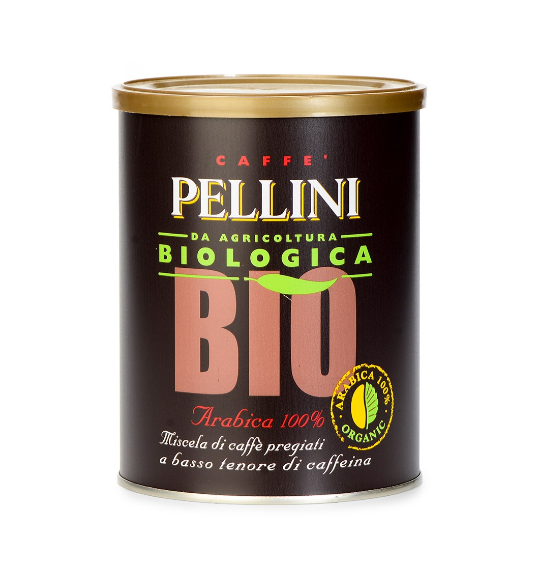 Кофе молотый Pellini Bio, 250 г.