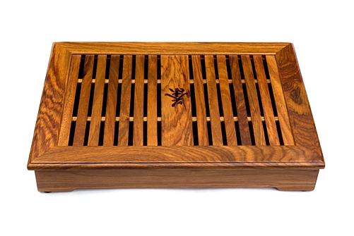 Поднос деревянный для чайной церемонии, в ассортименте