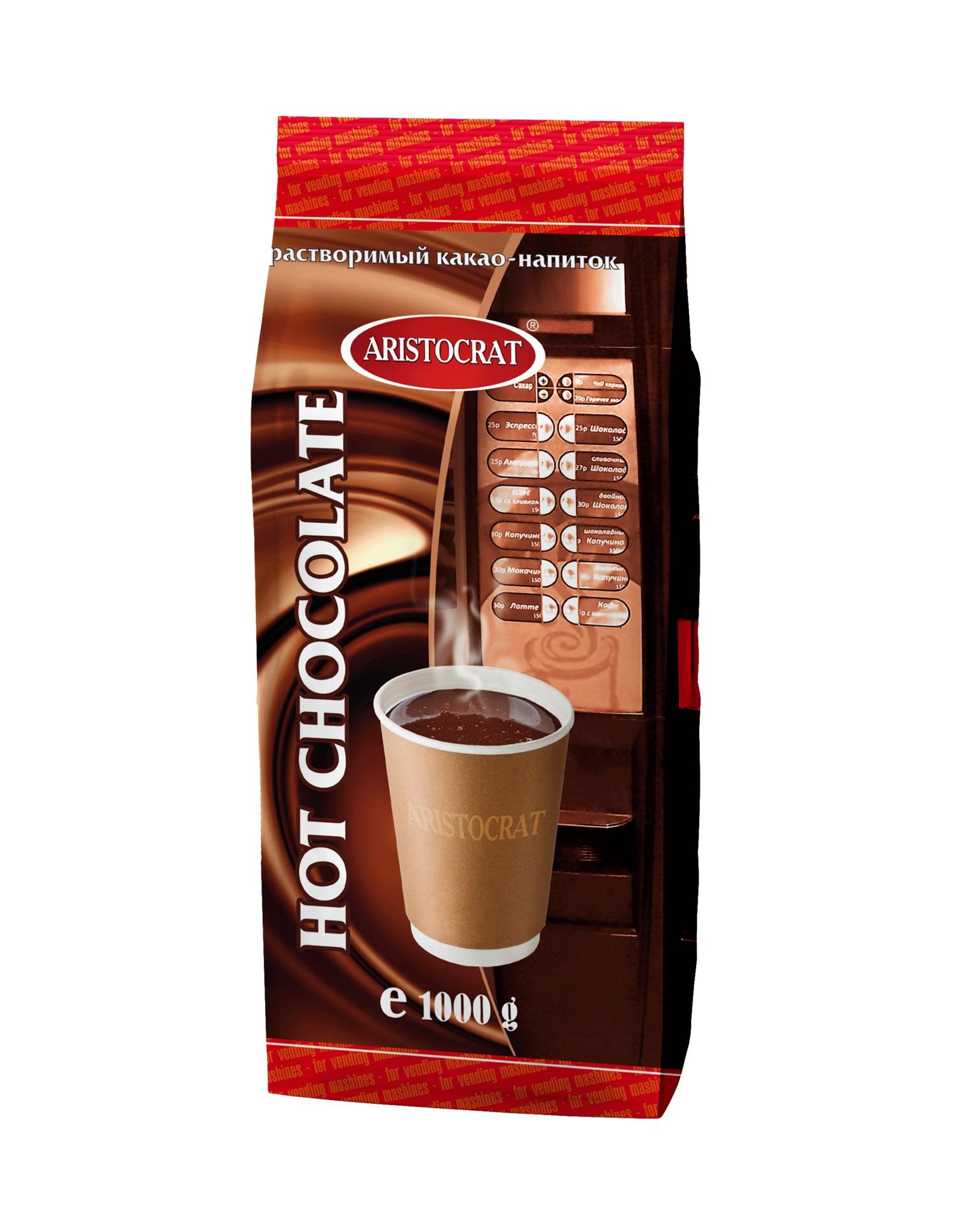 Горячий шоколад ARISTOCRAT Классический 1,0 кг